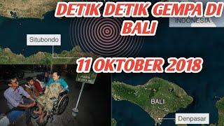 DETIK DETIK Gempa bumi 6,4 SR guncang Jawa Timur dan Bali: 'Panik dan bersiap lari ke bukit'