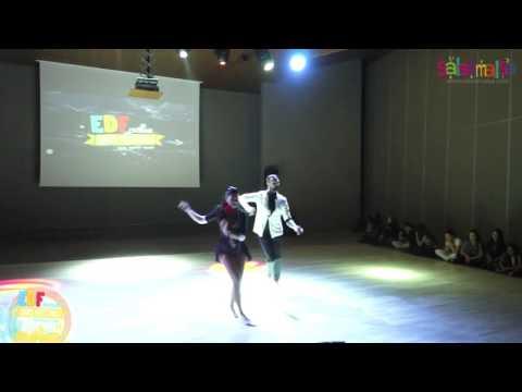 Ozlem & Diego Dance Performance - EDF 2016