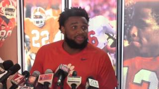TigerNet.com - Christian Wilkins ready to challenge Watson for No. 1 QB spot
