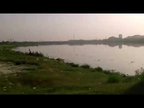 POLLUTION OF YAMUNA