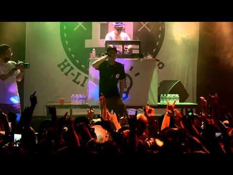 Paloalto & Babylon - Good Times (Live at Hi-Lite Records 5th Anniversary Concert)
