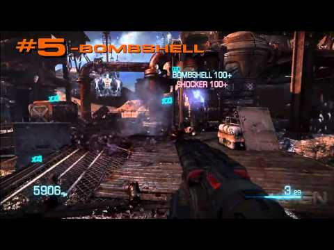 Bulletstorm- IGN_s Top 10 Skillshots