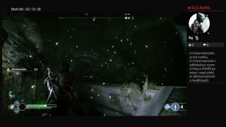 Gufinator Live PS4/God of War game play tegnap rosz volt a bolygok álása ma talán nekem kedvez 2;)