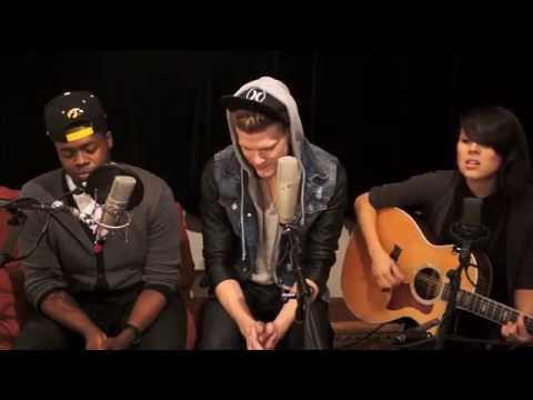 The A Team - Kina Grannis, Scott Hoying & Kevin Olusola (Ed Sheeran Cover)