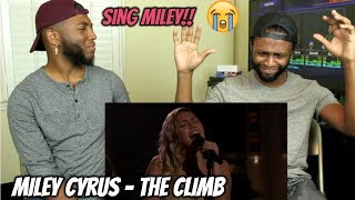 """Download Lagu Miley Cyrus Closes The Tonight Show with """"The Climb"""" (REACTION) Gratis STAFABAND"""