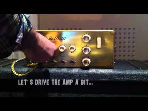 Klemt Echolette M40 Vintage Amp