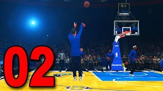 NBA 2K18 My Player Career - Part 2 - MY FIRST NBA GAME!
