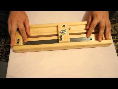 Станок для плетения видео