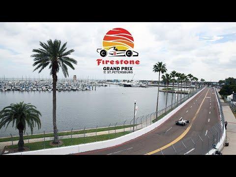 Sunday at the 2018 Firestone Grand Prix of St. Petersburg