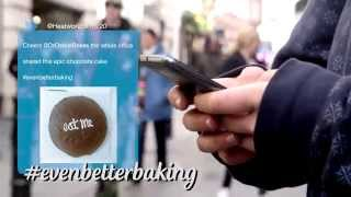 Dr. Oetker Random Acts of Cakeness Campaign | 2015