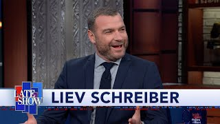 "Liev Schreiber Apologized To His Kids For Bringing ""Ray Donovan"" Home At Night"