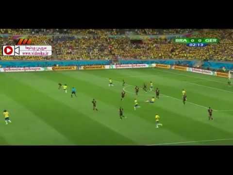 Germany 7  Brazil 1