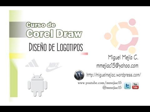 Corel Draw   Diseño de Logotipos Herramientas Básicas Parte 1