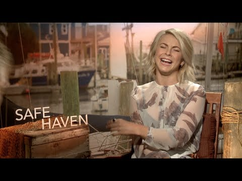 SAFE HAVEN Interviews: Josh Duhamel, Julianne Hough and Cobie Smulders
