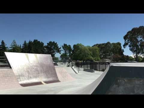 Watsonville Skatepark w/ Casey Meyer
