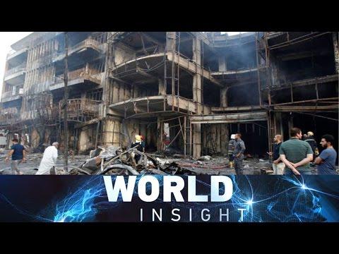 World Insight 07/05/2016 Attacks on Dakha, Baghdad; Media convergence