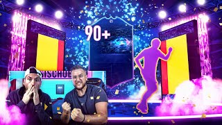 FIFA 19: Nächster 90+ WALKOUT 😱🔥 Best of UCL Pack Opening!!!