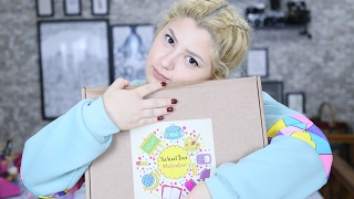 WOOHOO BOX | School Box Motivation | KUTU AÇILIMI