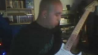 Aint No Sunshine Guitar Improvisation By: Frankie Caracci