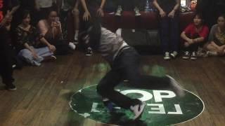 TOP LEVEL battle - Funky Have Fun vs. Rock That Shit