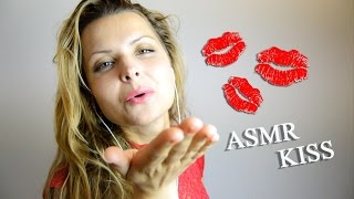 ASMR Kiss Sounds & Mouth Sounds ХхХ Whisper French