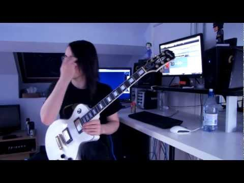 Black Veil Brides | In The End (guitar Cover) video