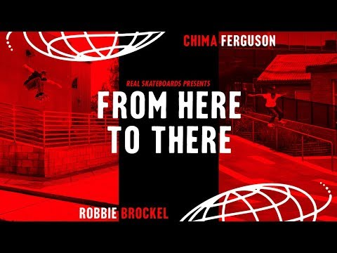 "Chima Ferguson and Robbie Brockel's ""From Here to There"" Video"