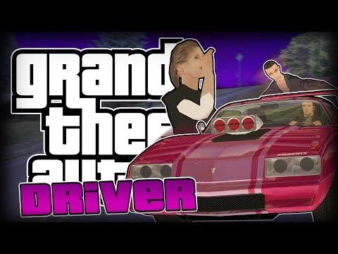 GTA Driver - ДЕВУШКА ИЛИ МЕСТЬ?
