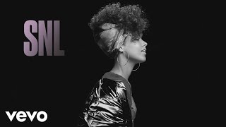Alicia Keys In Common Live From SNL