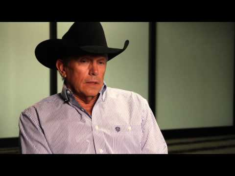 ACM Entertainer of the Year Nominee George Strait  2014 ACM Awards
