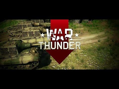 War Thunder - Simulated