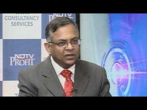 TCS Chief N Chandrasekaran on Q4 earnings, one-time bonus