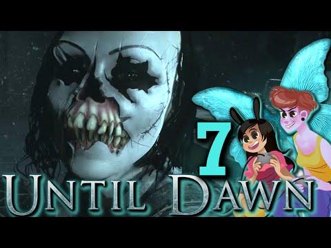UNTIL DAWN 2 Girls 1 Let's Play Walkthrough Gameplay Part 7: Killer thumbnail