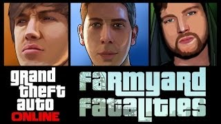 Grand Theft Auto 5 Online - Farmyard Fatalities