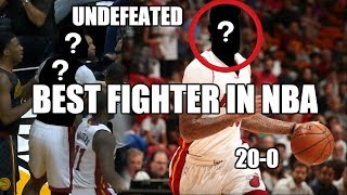 The BEST Fighter in NBA History