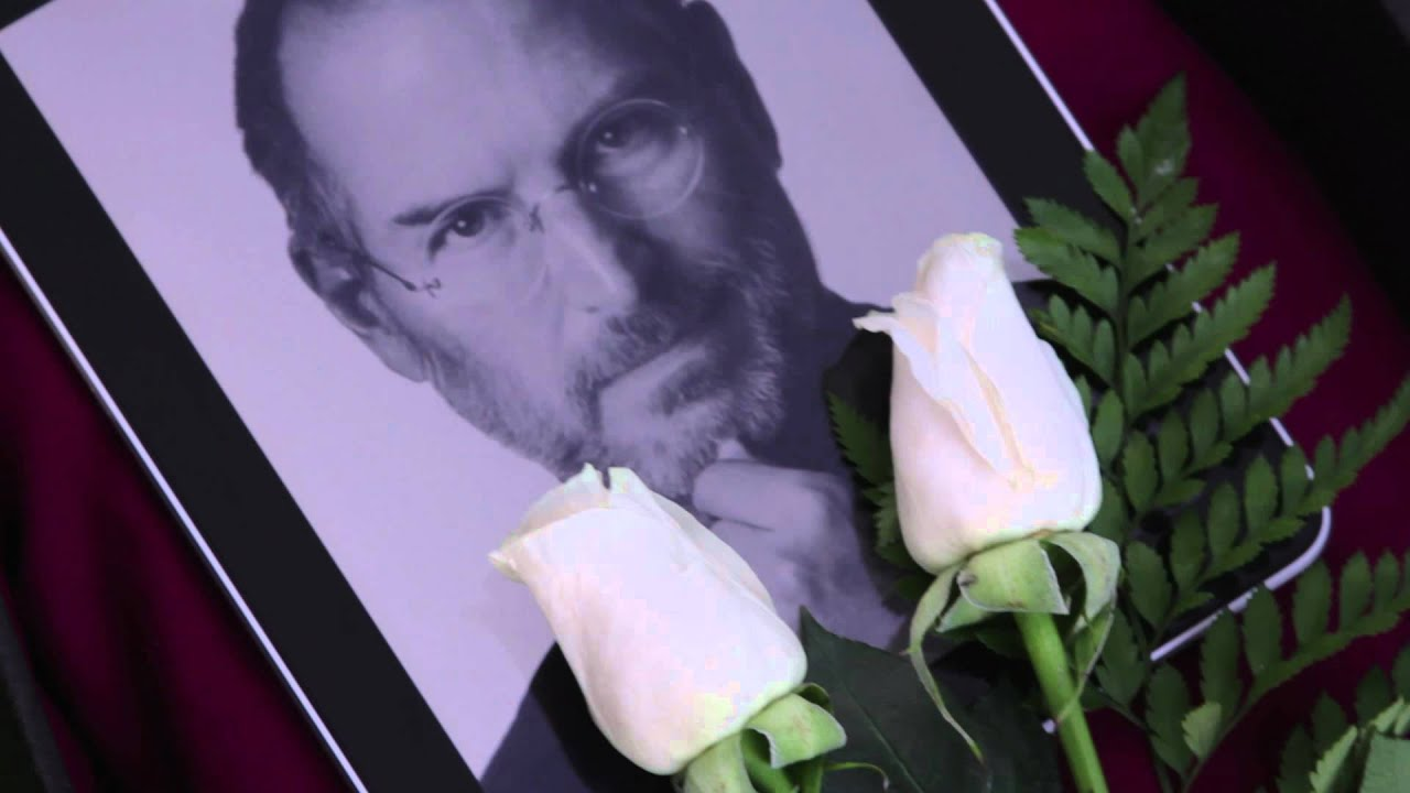 Rest In Peace Steve Jobs >> STEVE JOBS FUNERAL - YouTube