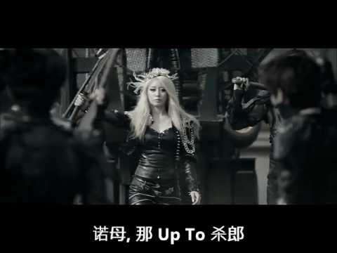 【学唱版 简体中字+ENG】 Don't Leave - T-ara 【全新空耳】 Tara (1080p Full HD)