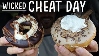 Wicked Cheat Day #13 | Team Big Bites