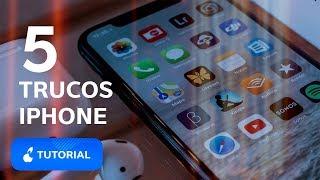 Los 5 mejores trucos OCULTOS para iPhone