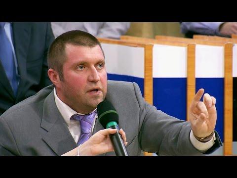 Дмитрий Потапенко - Петру Толстому: Возьмите магазин и попробуйте работать меньше средней наценки!