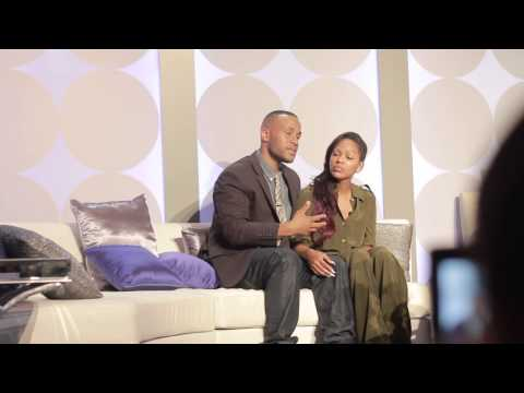 Megan Good and Husband Pastor Devon Franklin- Personal Testimony Mega Fest 2013