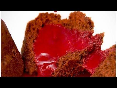 """""""Bizcocho de Chocolate"""" en Microondas en 1:20 - amantesdelacocina.com"""