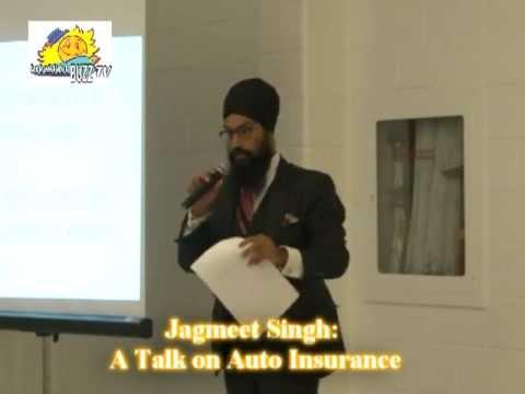 Breakfast BUZZ @ MPP Jagmeet Singh's Auto Insurance Town Hall.