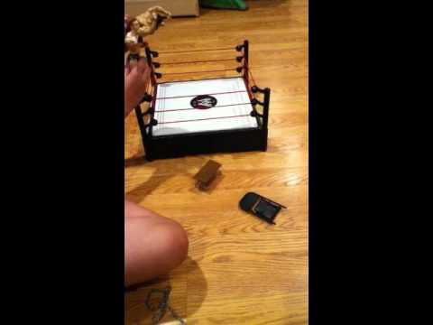 Sheamus vs Cody Rhodes