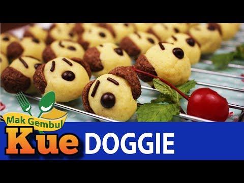 Resep: Kue lebaran terbaru 2017 - Kue kering doggie (milo doggie cookies)