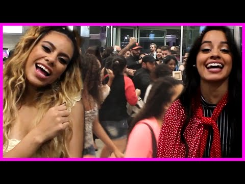 Fifth Harmony Get Mobbed in Brazil - Day 2 - Fifth Harmony Takeover Ep. 35