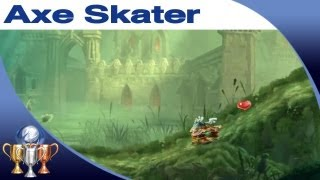 Rayman Legends - Axe Skater - Trophy / Achievement Guide [PS4 / Xbox One]