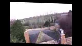 AR Drone 2 high flying
