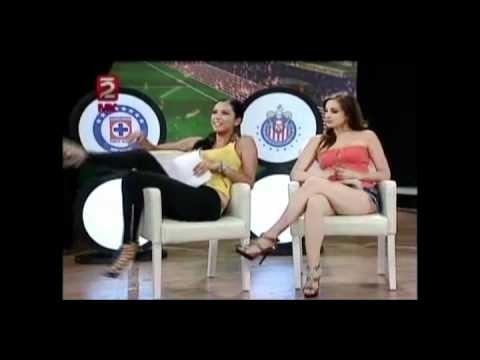 Descuidos Sexys De Conductoras De TV -2015- Compilacion