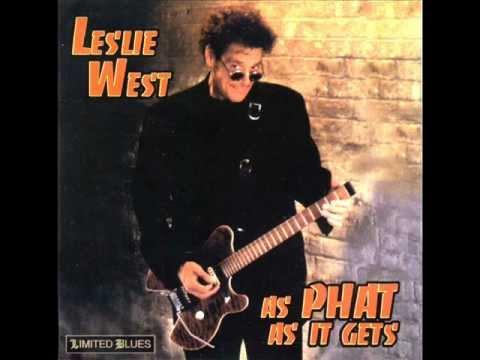 Leslie West - Raw Nerve